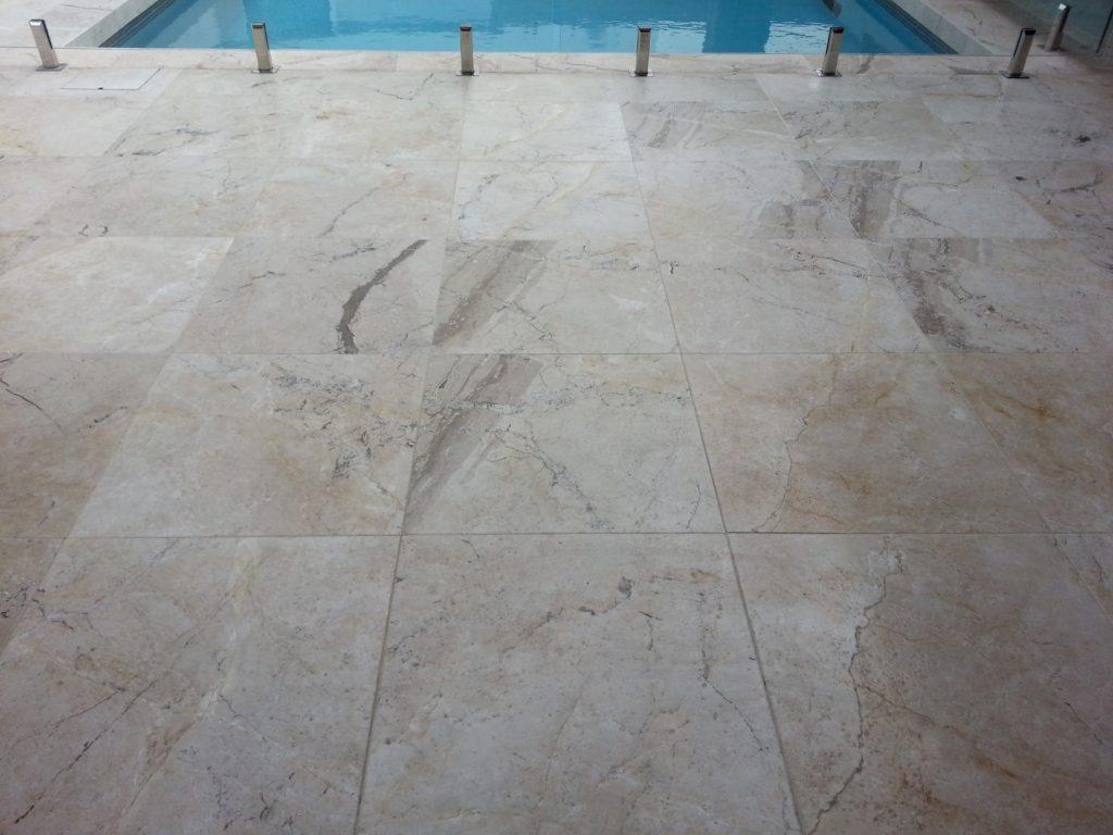 Marble Stone Floor Restoration