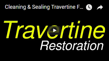 Travertine Restoration Perth