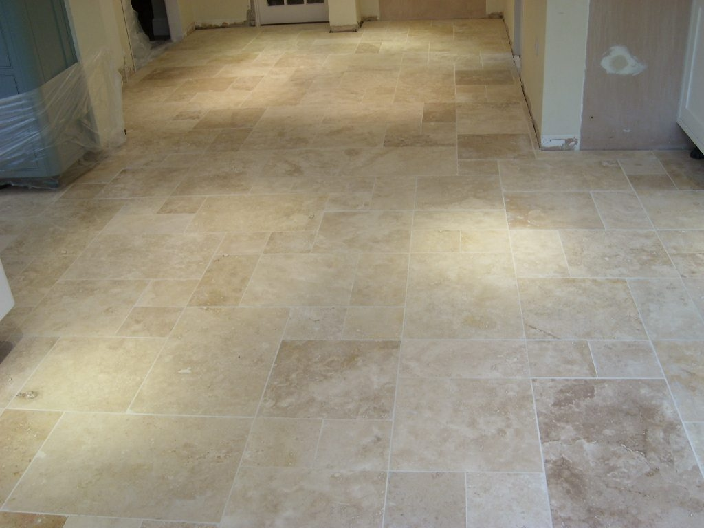 Natural Stone Floor Tiles Grinding and Polishing in Perth WA