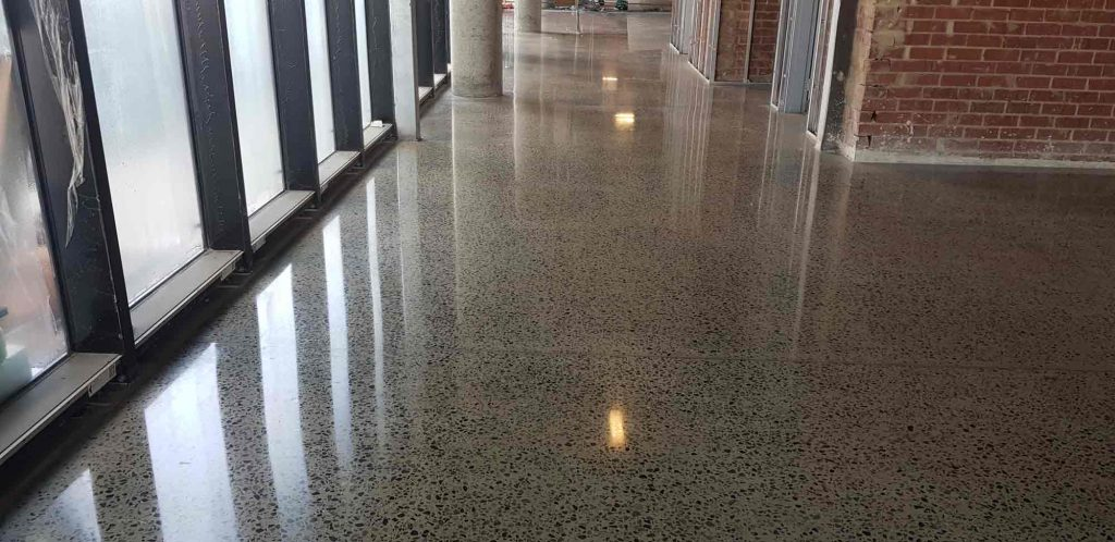 Commercial Concrete Floor Polishing, Honing , Grinding, Sealing in Perth
