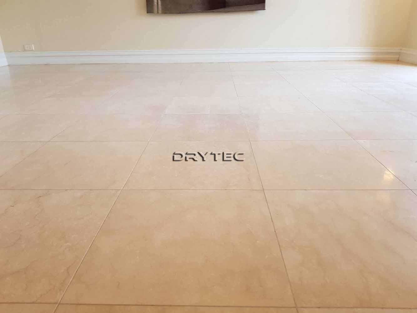 Limestone Floor Tiles Restoration-Grinding-Honing-Polishing-Cleaning and Sealing Service in Perth WA