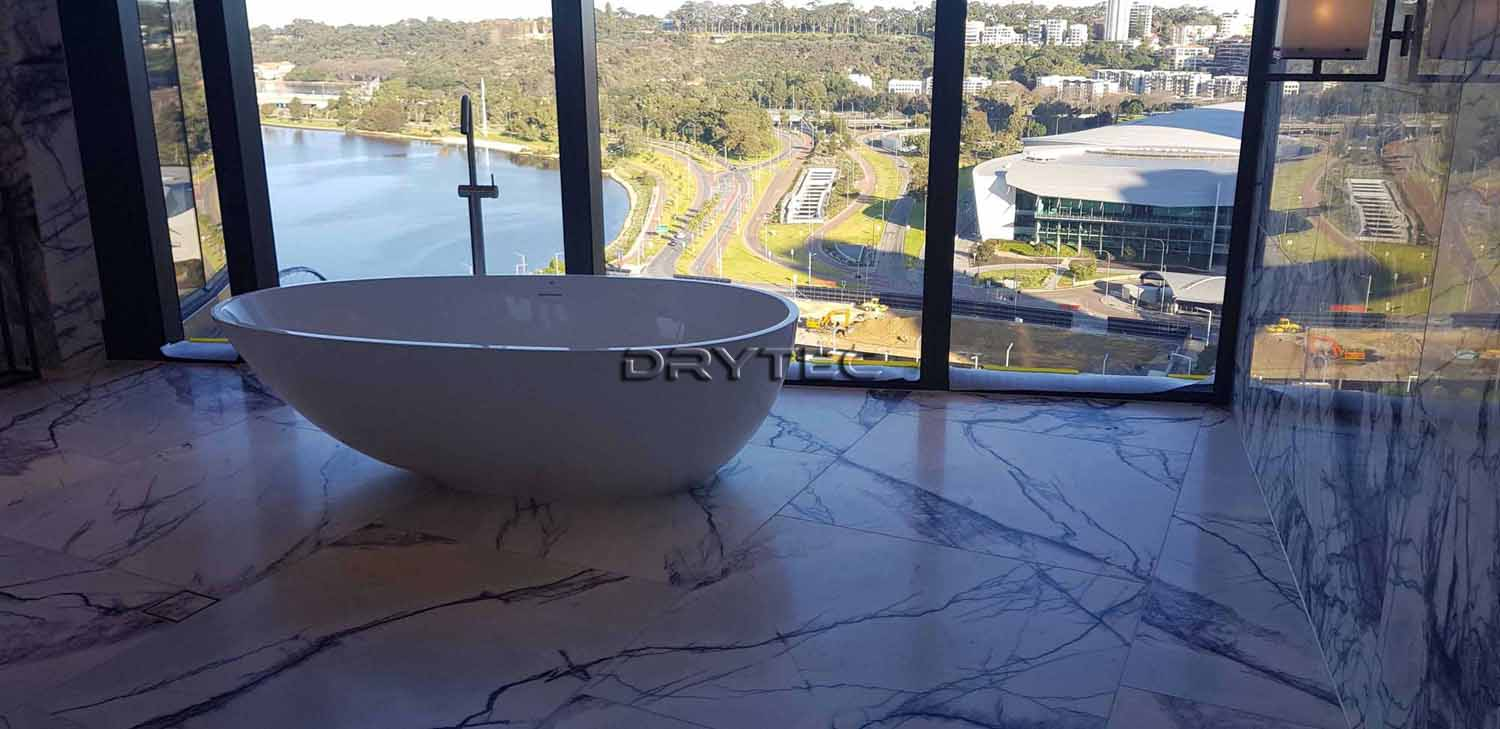 Marble Floor Tiles Restoration-Grinding-Honing-Polishing-Cleaning and Sealing Service in Perth WA
