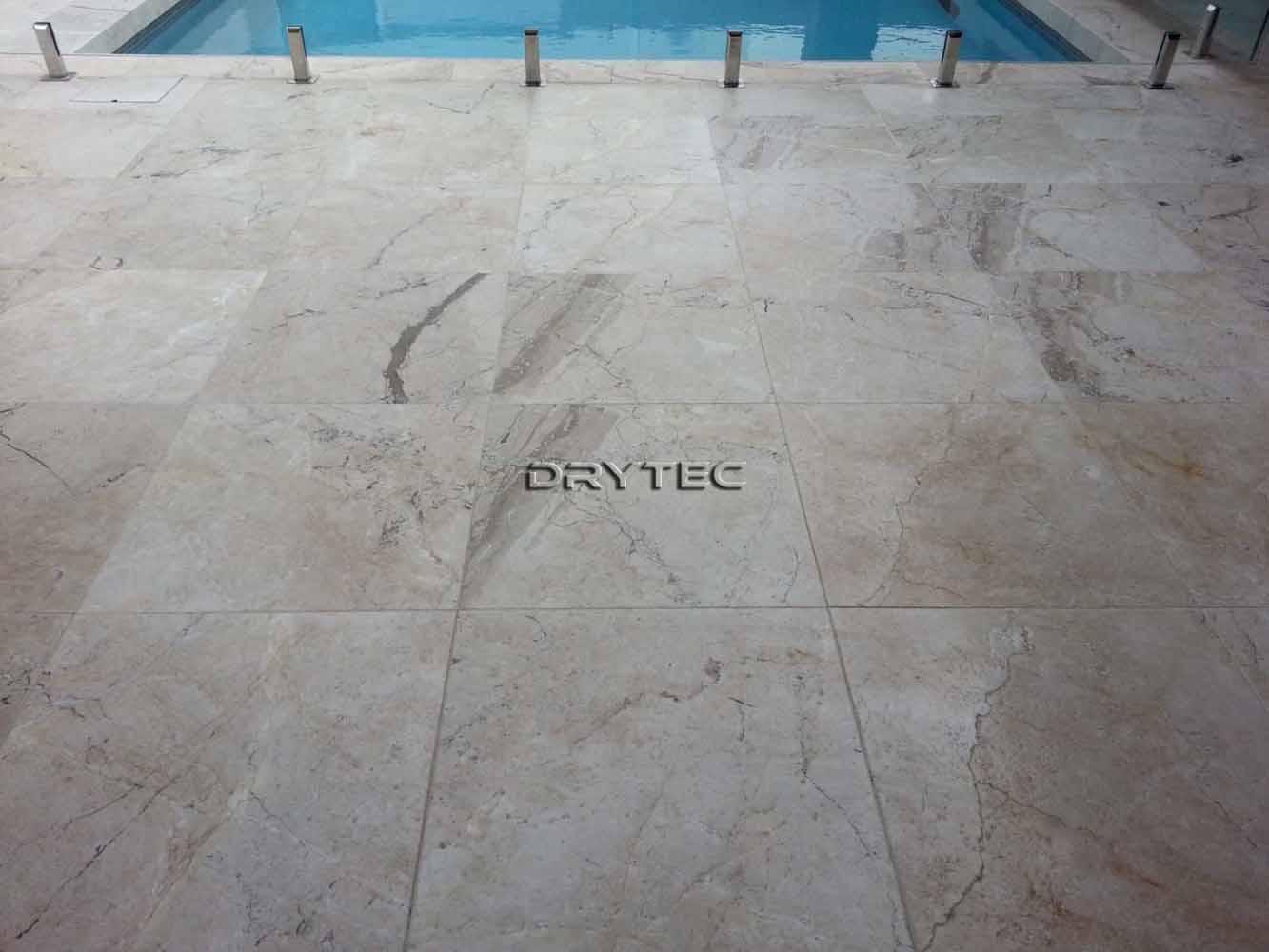 Natural Stone Floor Restoration - Polishing - Grinding - Honing - Cleaning & Sealing