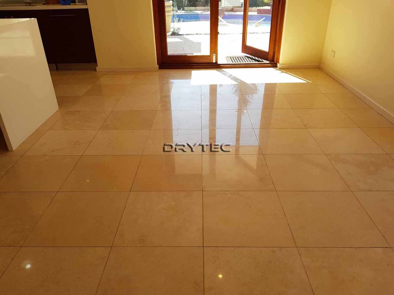 Travertine Restoration-Grinding-Honing-Polishing-Cleaning and Sealing Service in Perth WA