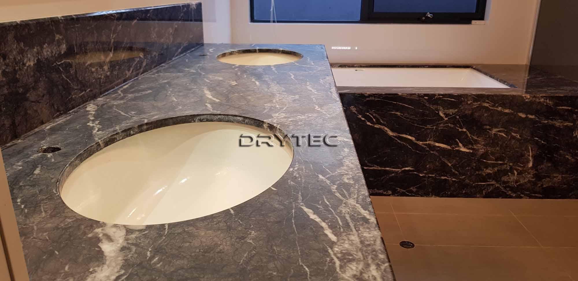 Marble Benchtop Restoration & Polishing