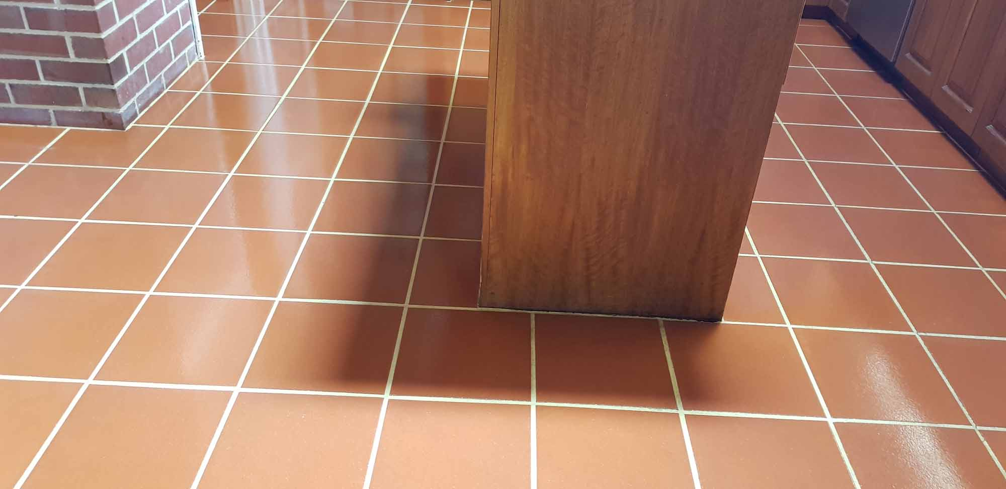 Terracotta Tile Cleaning & Sealing Perth WA